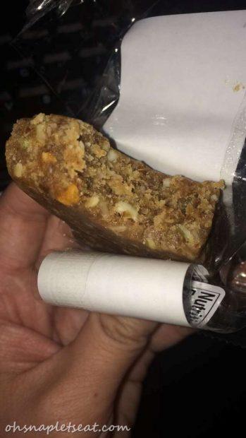 Pre-Made Paleo Almond Coconut Bar