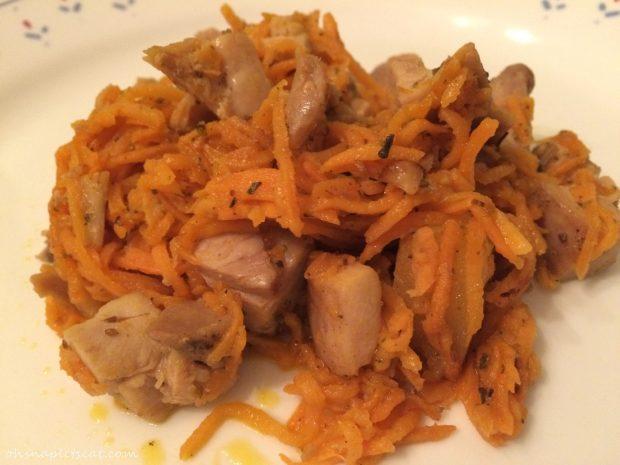 Pre Made Paleo Melissa's Chicken Hash