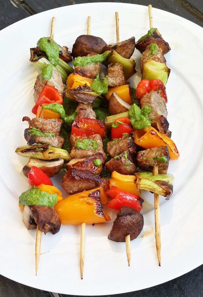 Paleo Labor Day Recipes