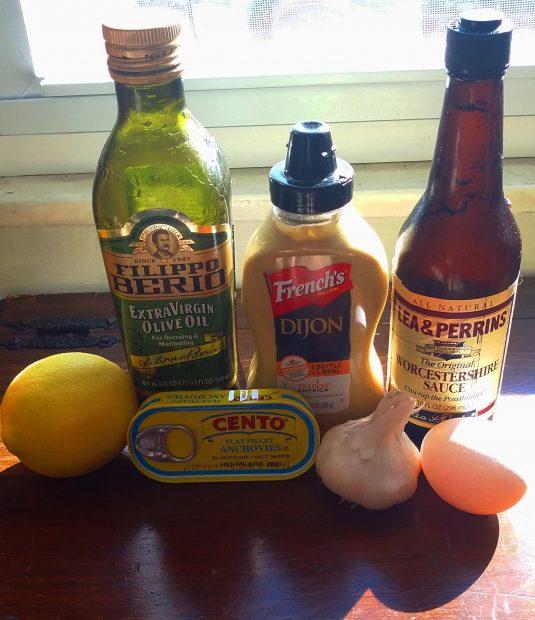 Paleo Chicken Caesar Salad Recipe