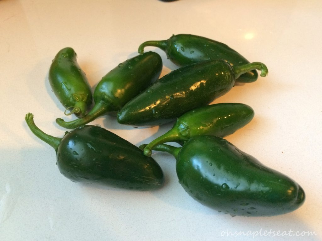 Paleo Pickled Jalapeños