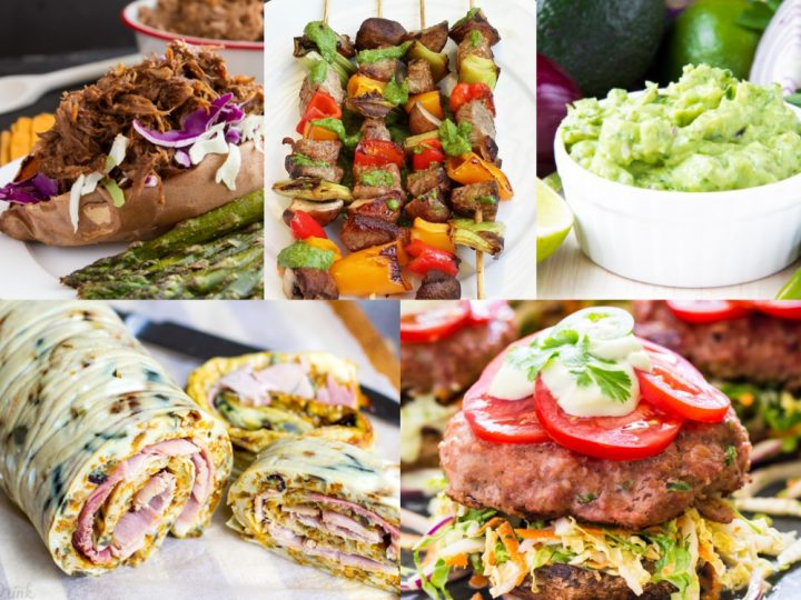 The Ultimate Paleo Labor Day Recipes Roundup!