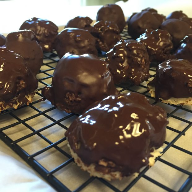 Paleo Mounds Candy