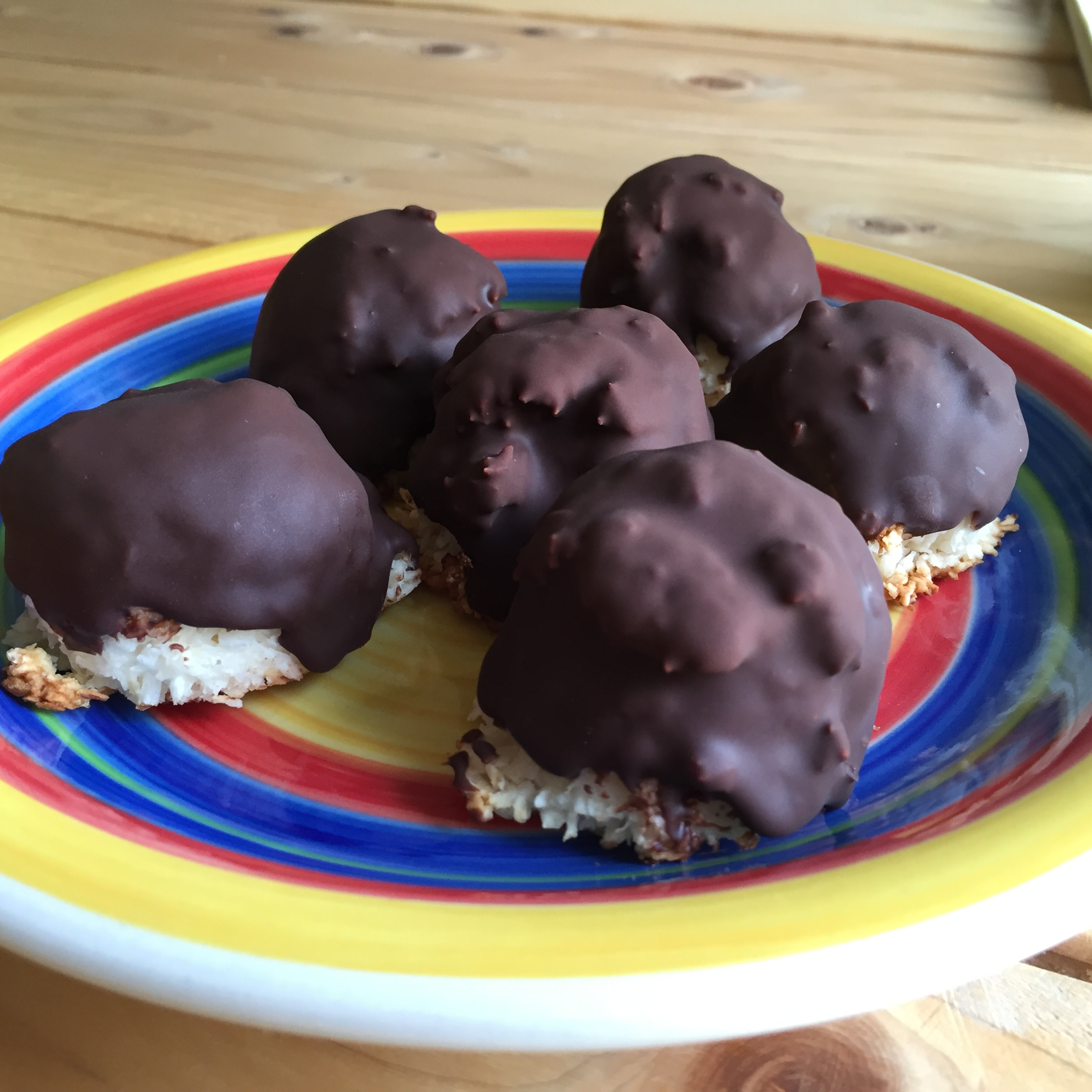 Paleo Mounds Cookie
