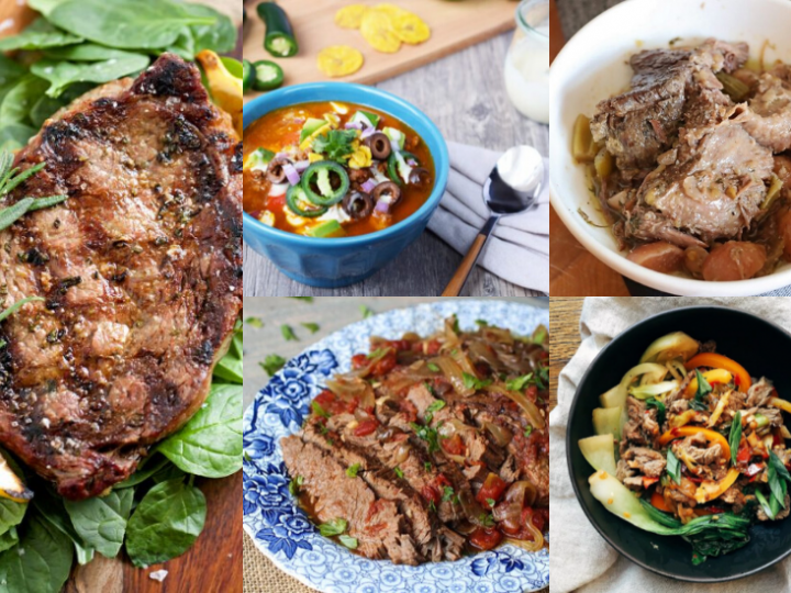 65+ Delicious Whole30 Beef Recipes