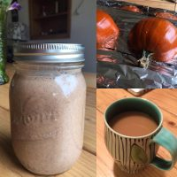Amazingly Delicious Paleo Pumpkin Spice Latte (Gluten Free, Paleo, Vegan)