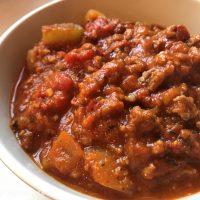 Easy and Delicious Paleo Pumpkin Chili