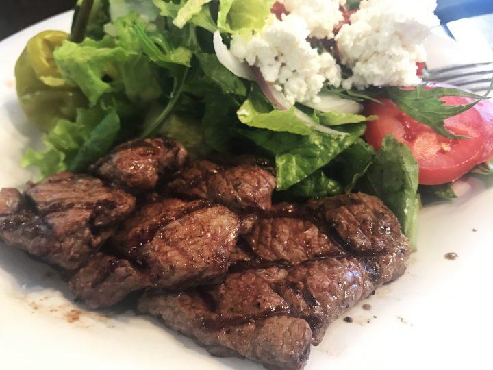 Eating Paleo at Taziki's Mediterranean Cafe