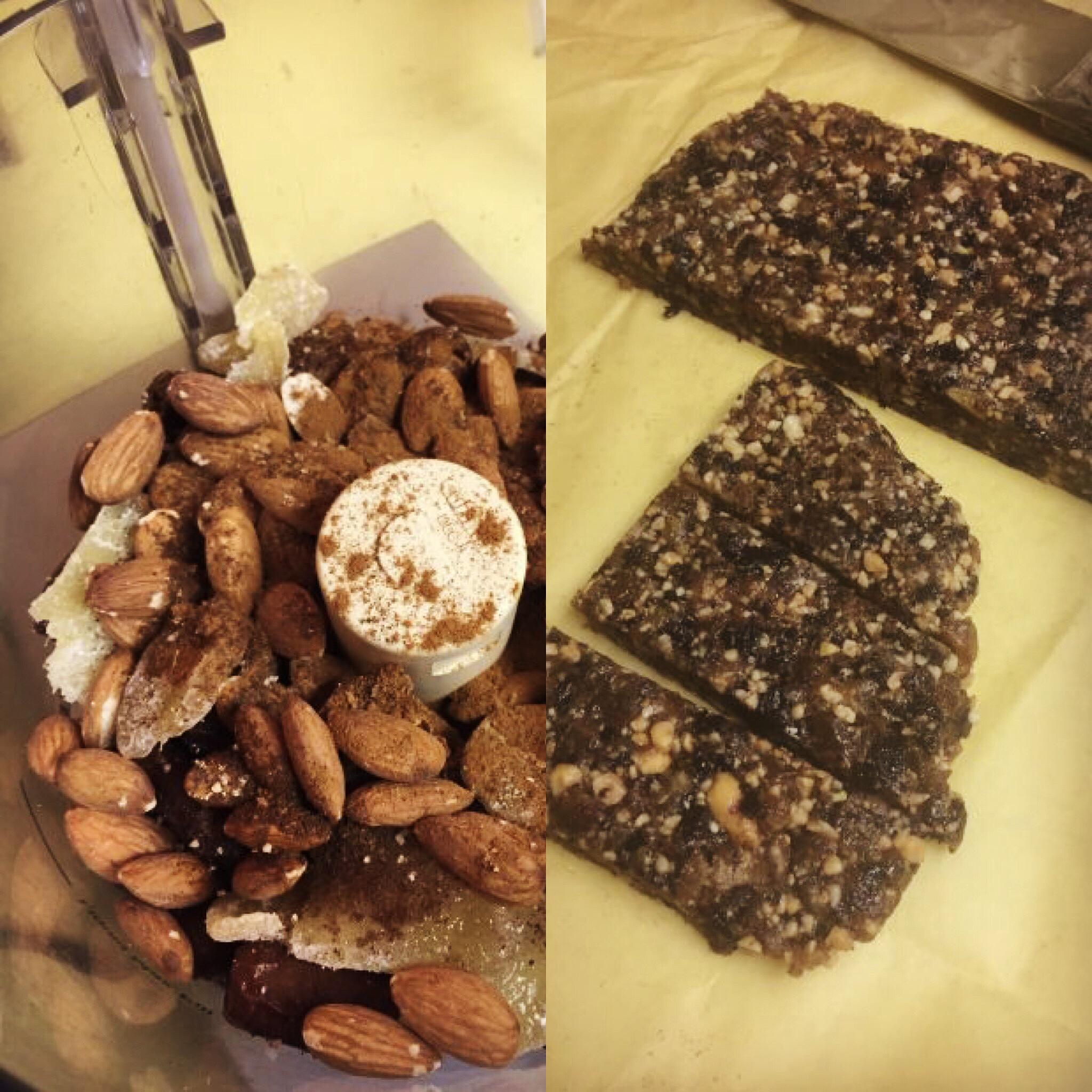 Homemade Larabars (Paleo, Gluten Free