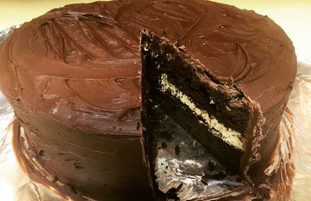 Paleo Death by Chocolate Cake