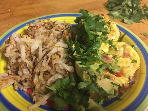 Paleo Western Omelette Cups