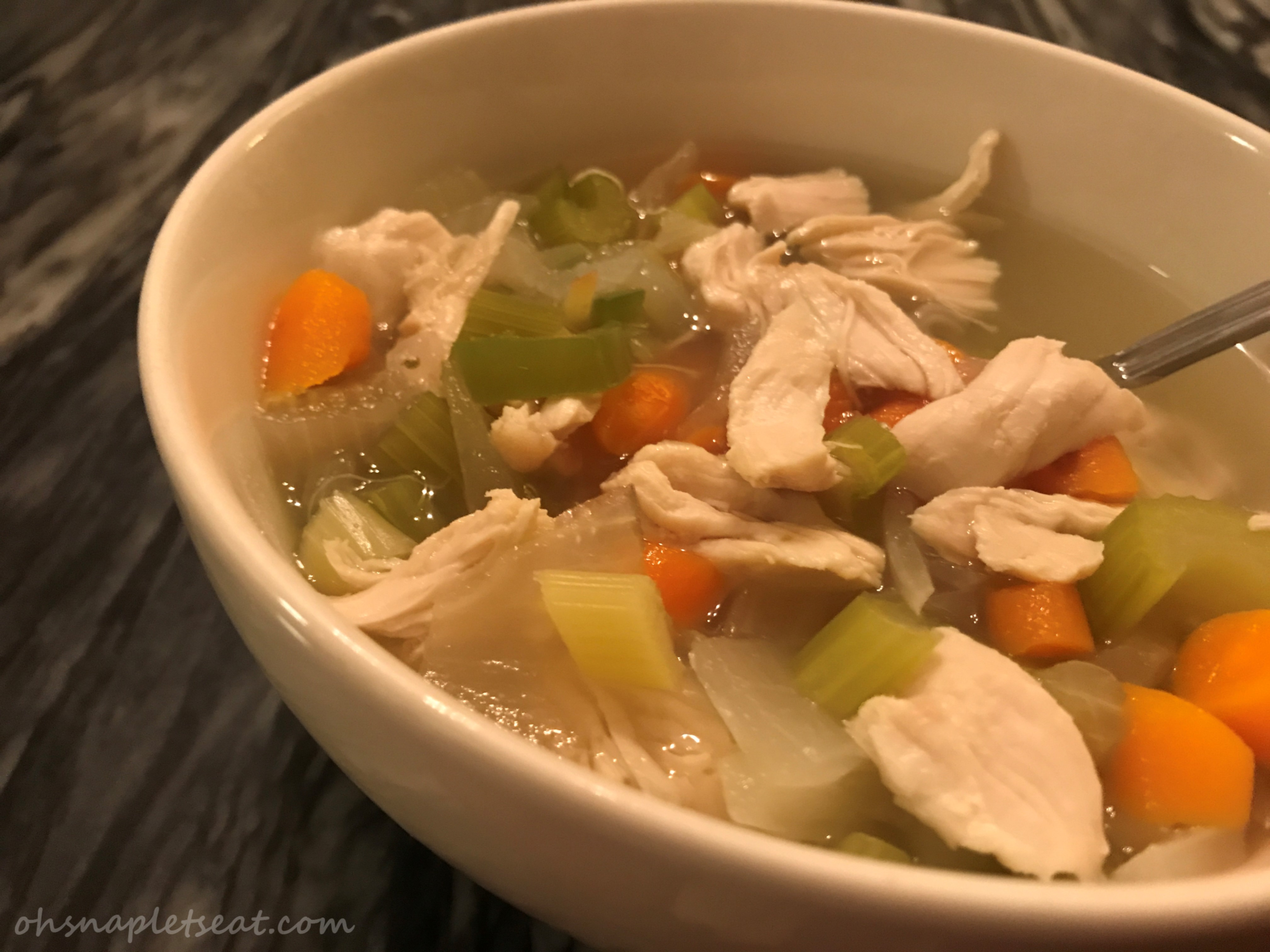 Chicken Soup for Sickness