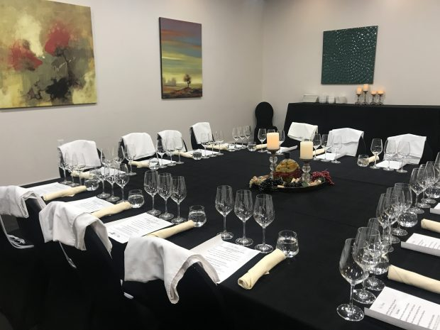 CourseHorse Wine and Cooking Class at Vino Venue