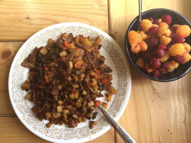 Paleo Breakfast Hash