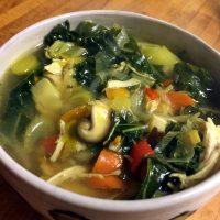 Paleo Immune Boosting Soup