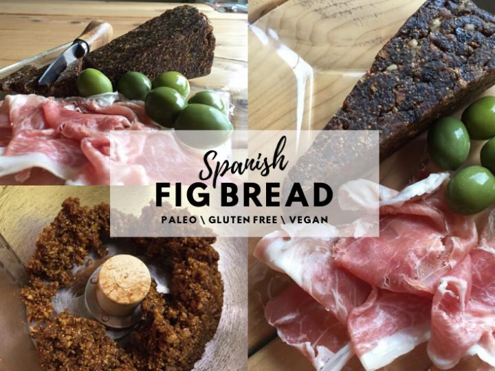 Spanish Fig Bread (aka Pan de Higo)
