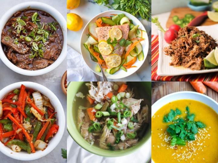 60+ Yummy Whole30 Instant Pot Recipes!