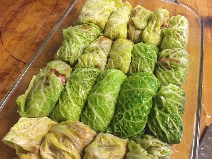 Paleo Cabbage Rolls (Keto, Whole30)