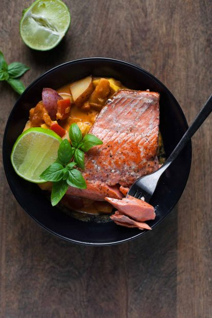 The Ultimate Paleo Salmon Recipes Round Up Oh Snap Let