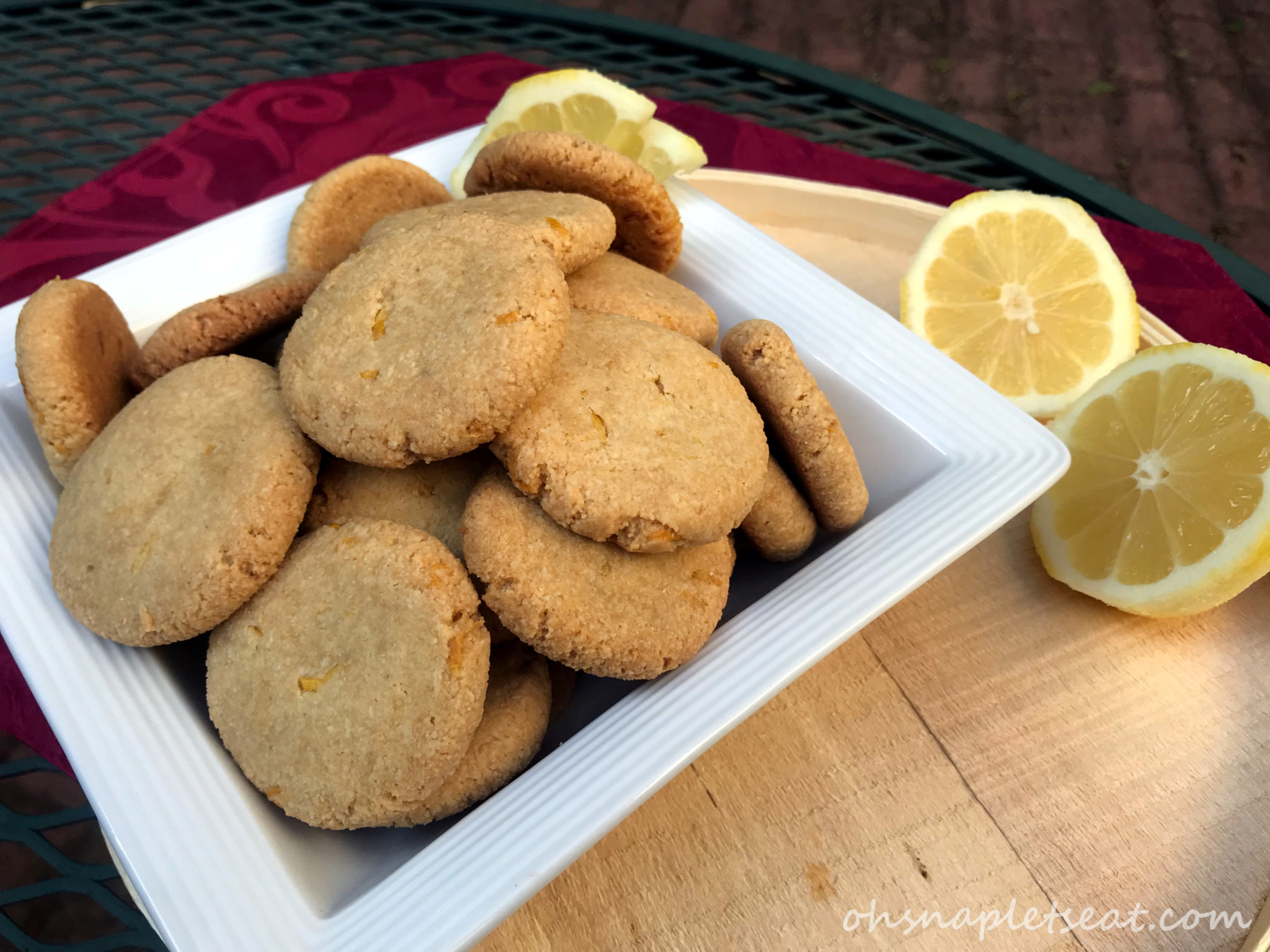 Paleo and Gluten Free Cookies