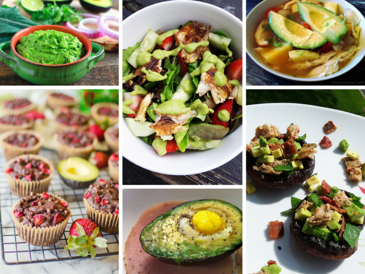 The Ultimate Paleo Avocado Recipes Round Up!