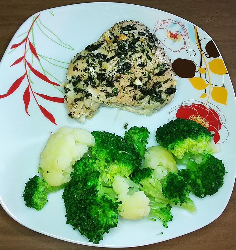 Herb Roasted Chicken Breast