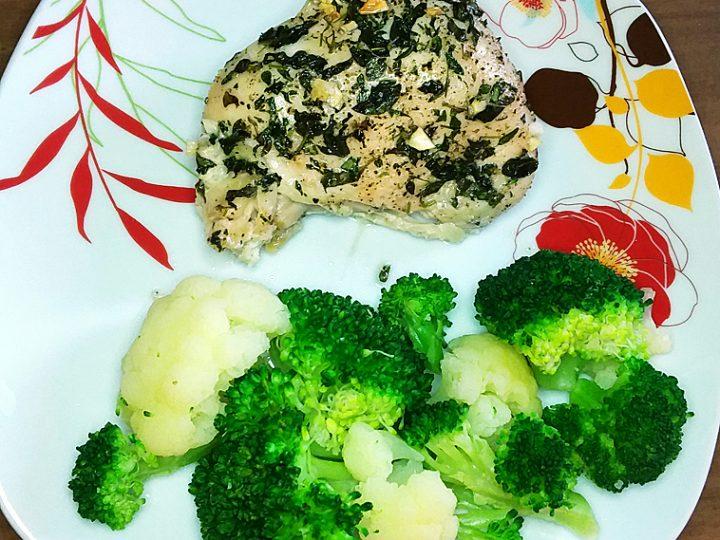 Herb Roasted Chicken Breast (Paleo, Keto, Gluten Free)