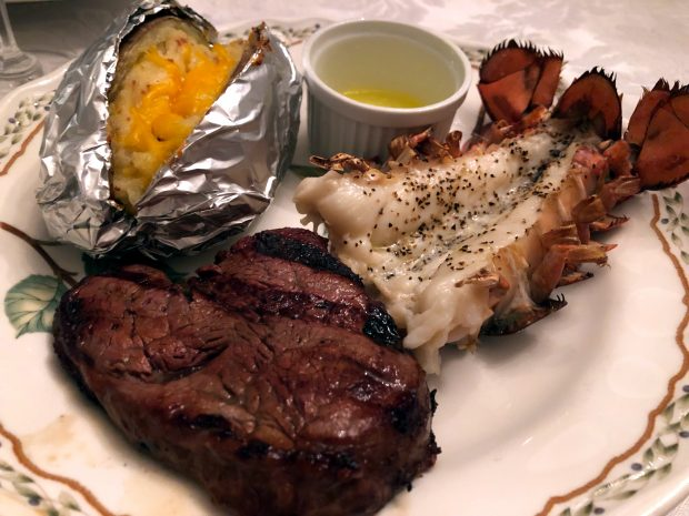 Lobster Tail In Oven Recipe