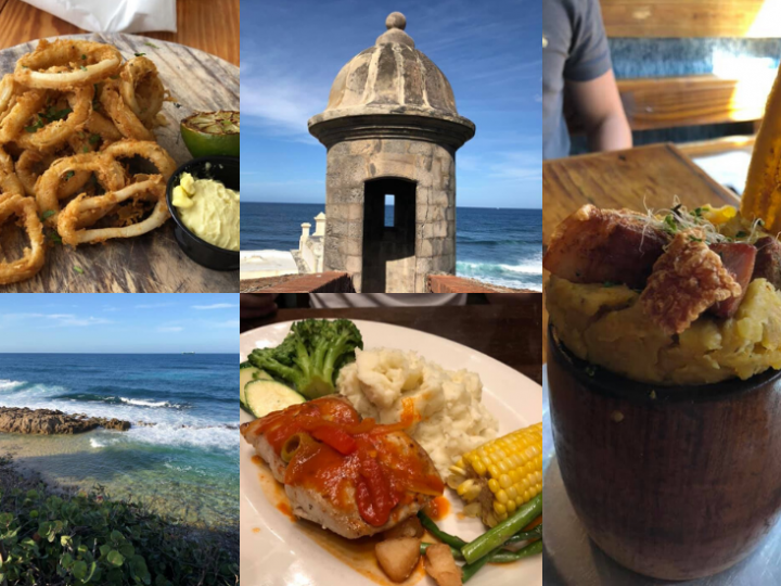 What to do in Puerto Rico (and Eat!)