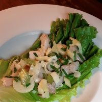 Simple Cold Shrimp Salad