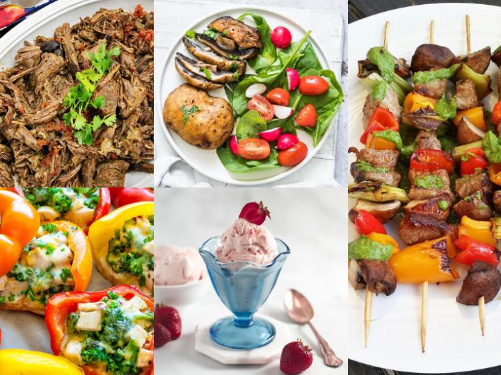 100+ Keto Summer Recipes! (Low Carb)
