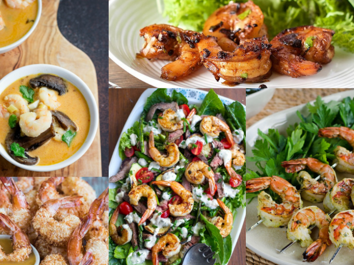 50+ Paleo Shrimp Recipes (Gluten Free)