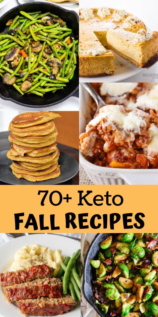 Keto Fall Recipes