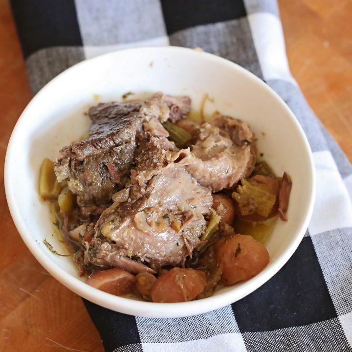 Mississippi Pot Roast (Keto, Paleo, Gluten Free)