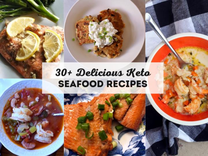 Delicious Keto Seafood Recipes!