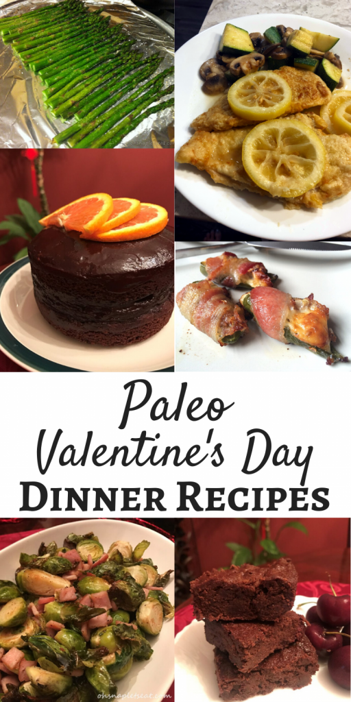 Paleo Valentine's Day Recipes