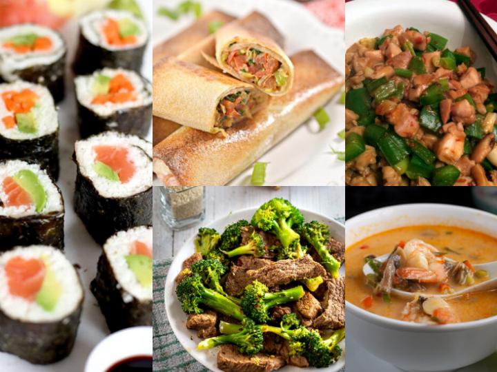 70+ Delicious Keto Asian Recipes