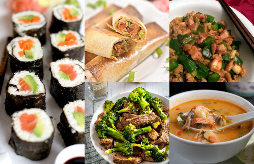 70 Delicious Keto Asian Recipes Oh Snap Let S Eat