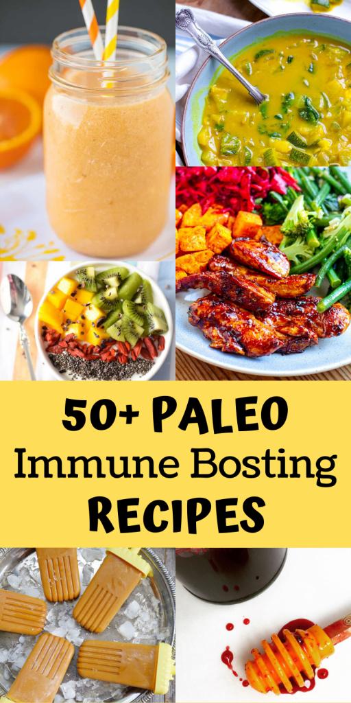 Paleo Immune Boosting Recipes