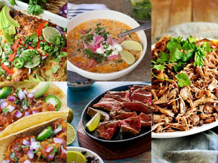 70+ Delicious Keto Mexican Recipes!