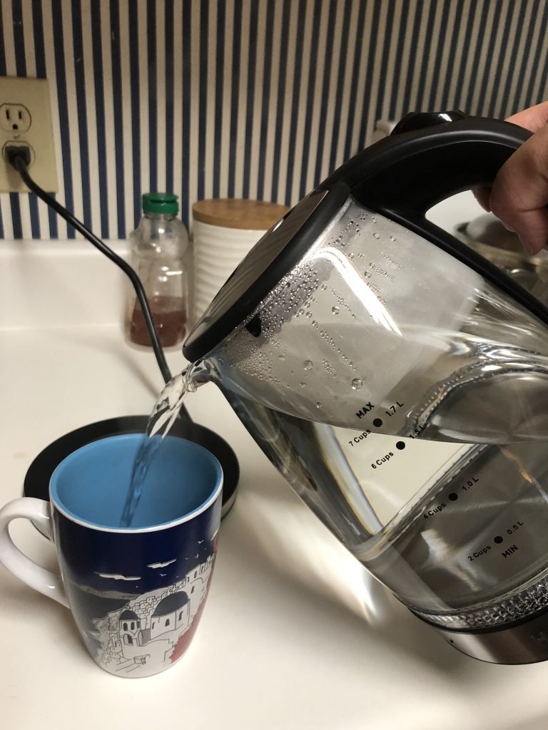 HadinEEon Electric Kettle Review