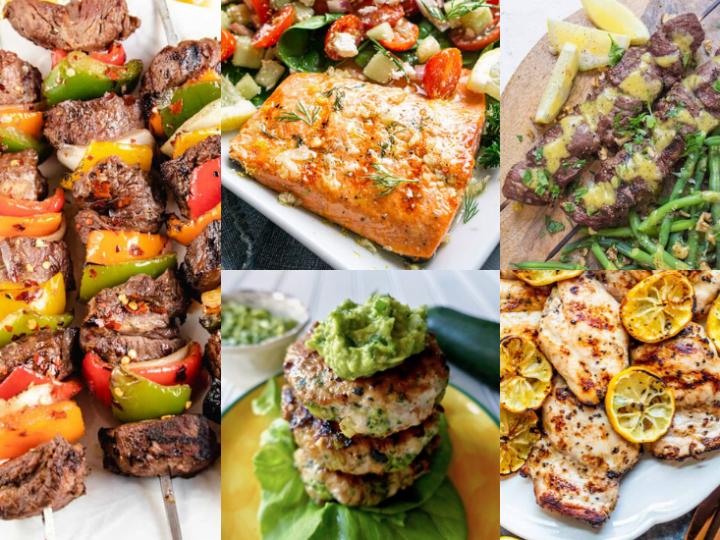 Paleo Grilling Recipes