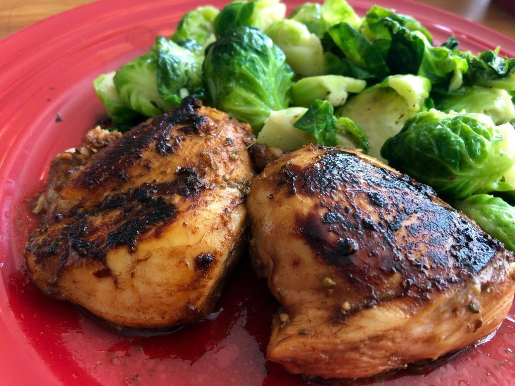 Honey Balsamic Chicken