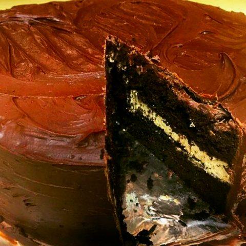 Paleo Death By Chocolate Cake