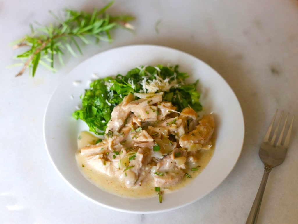Rosemary Marsala Chicken