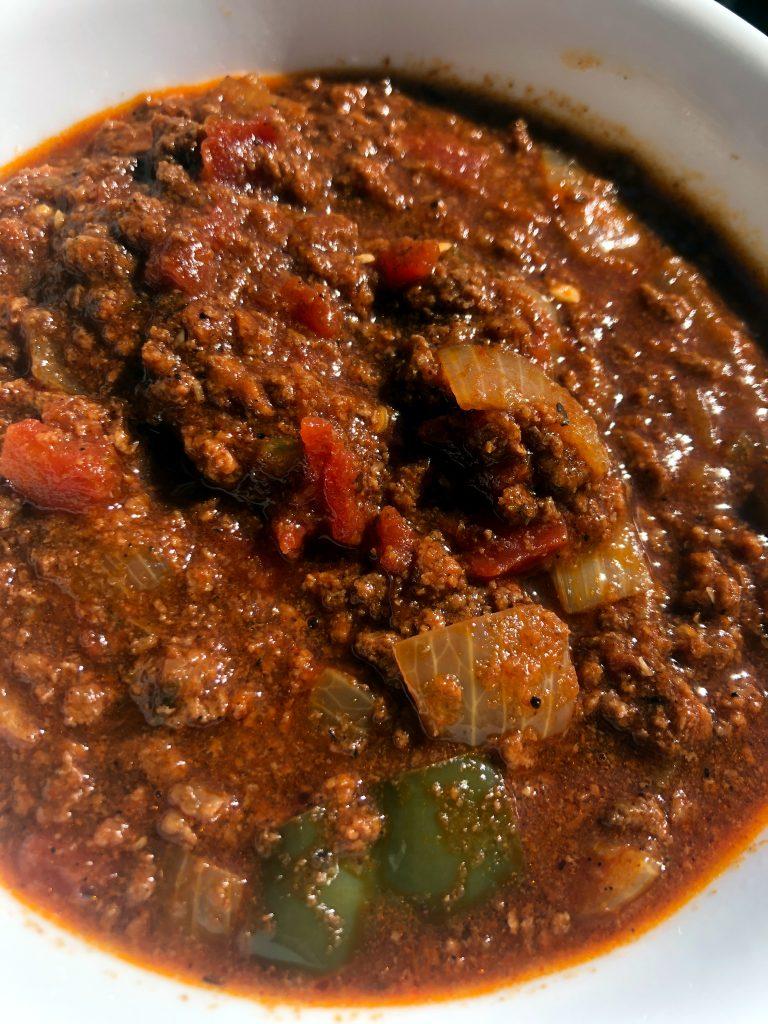 Venison Chili Recipe (Paleo, Keto, Whole30)