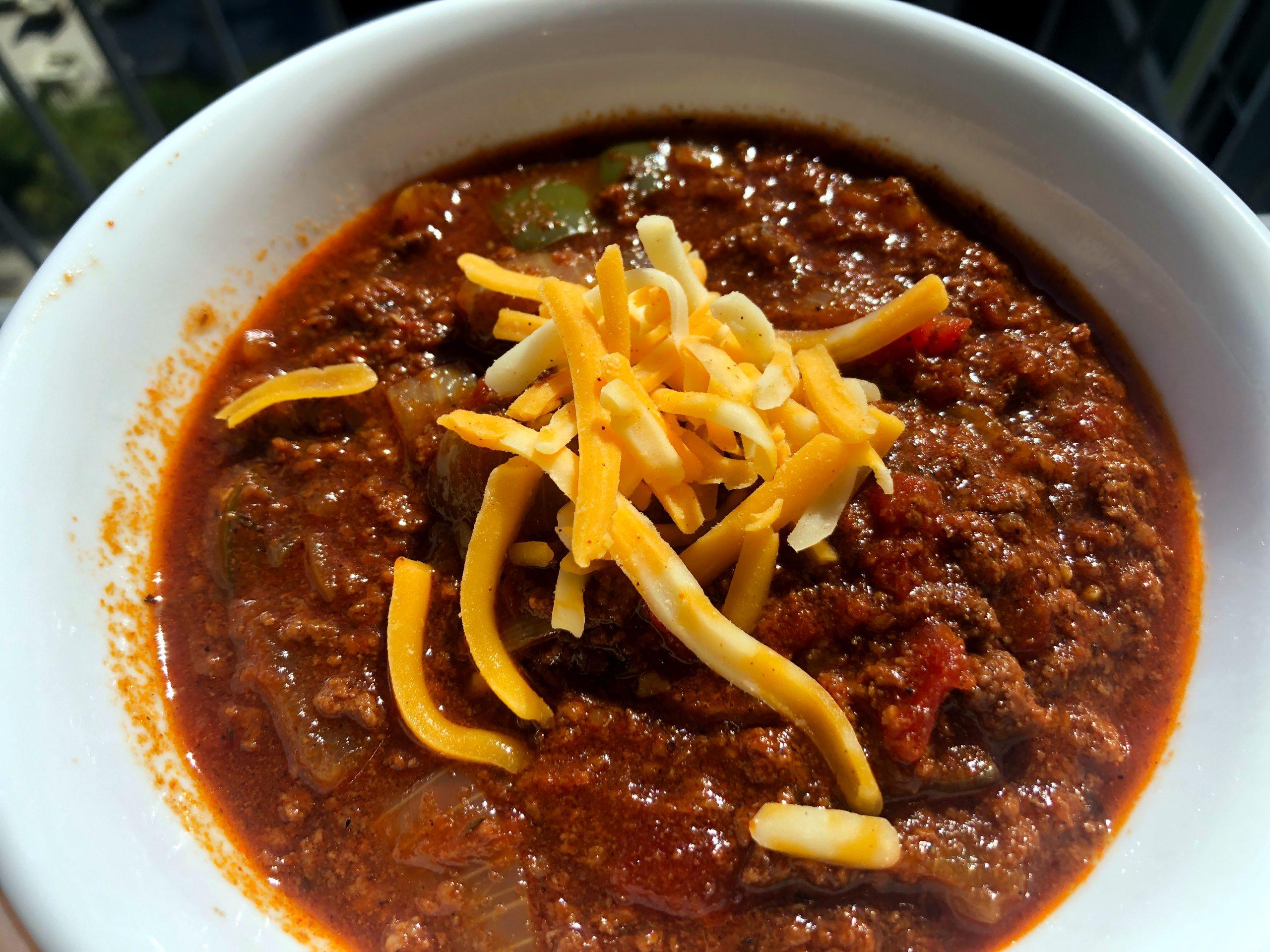Venison Chili Recipe Paleo Keto Whole30 Oh Snap Let S Eat