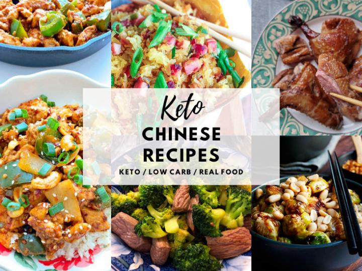 Keto Chinese Recipes