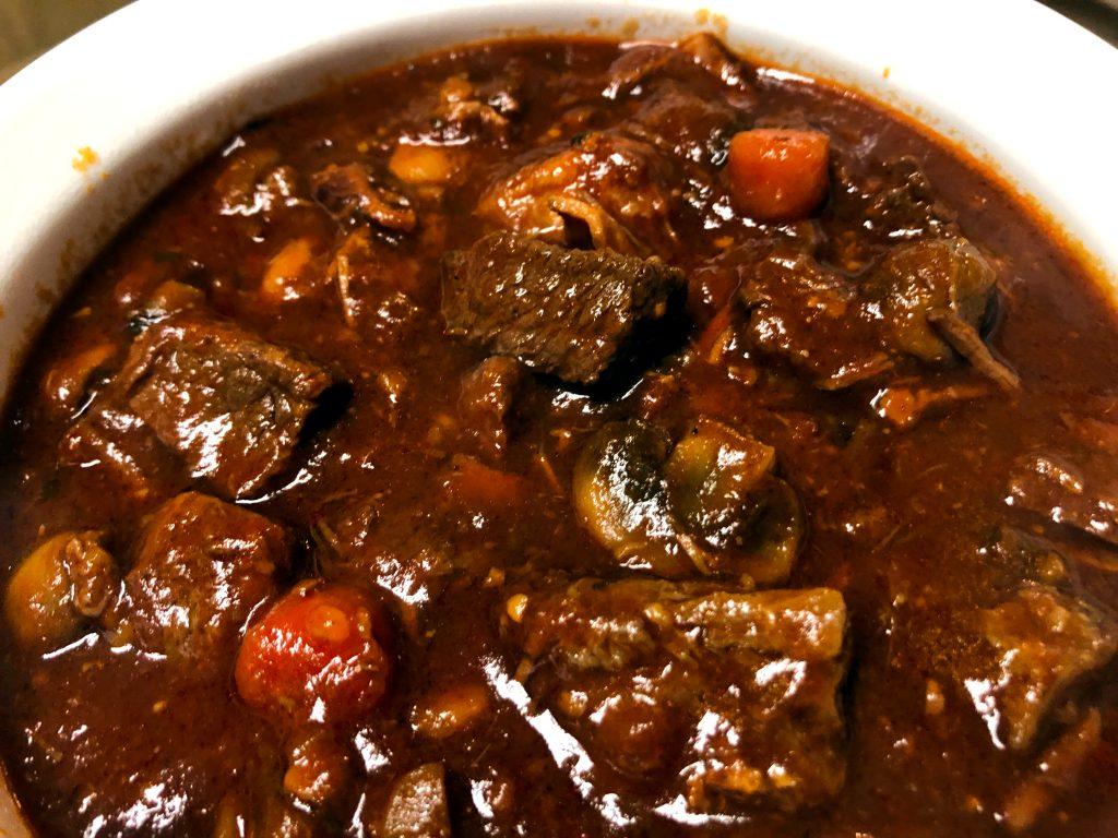 Beef Bourguignon Instant Pot Recipe