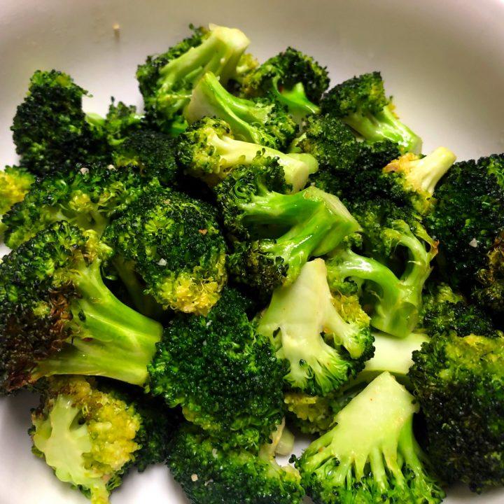 Broccoli in Air Fryer Recipe